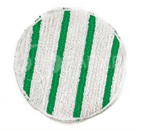 PAD BONNET GREEN STRIPE